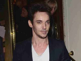"""Jonathan Rhys Meyers - """"Fatal Attraction"""" Press Night at Theatre Royal in London"""