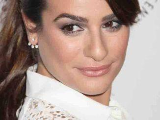 Lea Michele ist Matthew Paetz dankbar - Promi Klatsch und Tratsch