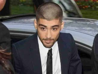 Zayn Malik - The Asian Awards 2015 - Arrivals