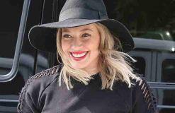 Hilary Duff macht Beziehung öffentlich