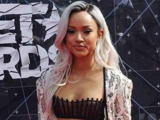 Karrueche Tran - 2015 BET Awards