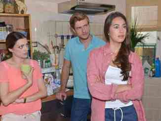GZSZ: Philip macht Elena Angst! - TV News