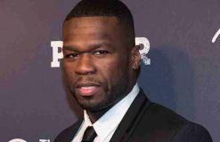 50 Cent schwimmt im Geld