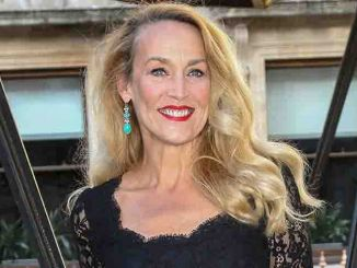 Jerry Hall - 2015 Royal Academy of Arts Summer Exhibition