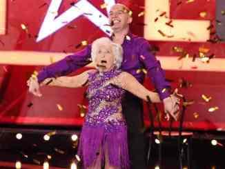 """""""Das Supertalent 2015"""": Sarah Patricia Jones (81) direkt im Finale - TV"""