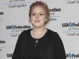 Adele - UJA-Federation Of New York Music Visionary Of The Year Award Luncheon - Arrivals