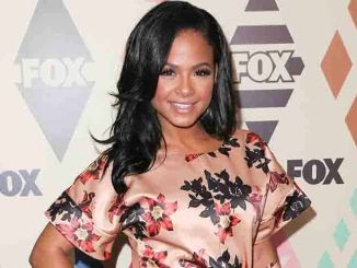 Christina Milian - 2015 Summer TCA Tour
