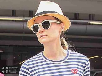 Diane Kruger Sighted Arriving at LAX Airport on June 13, 2015