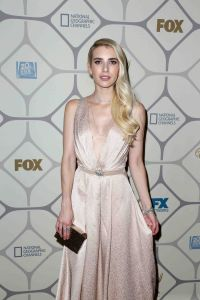 Emma Roberts - 67th Annual Primetime Emmy Awards Fox After Party
