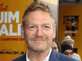 "Kenneth Branagh - ""Just Jim Dale"" UK Press Night - Arrivals"