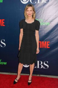 Calista Flockhart - CBS, CW and Showtime 2015 Summer TCA Party
