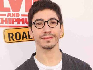 """Justin Long - """"Alvin and the Chipmunks: The Road Chip"""" Los Angeles Premiere"""