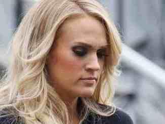 Carrie Underwood ist wieder sie selbst - Promi Klatsch und Tratsch