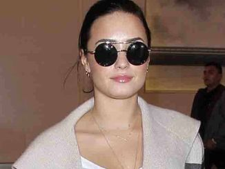 Demi Lovato Sighted in Los Angeles on January 20, 2016