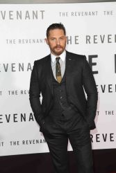 "Tom Hardy - ""The Revenant"" Los Angeles Premiere"