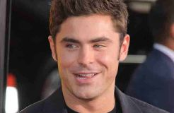 "Zac Efron: Strenges Training für ""Baywatch"""