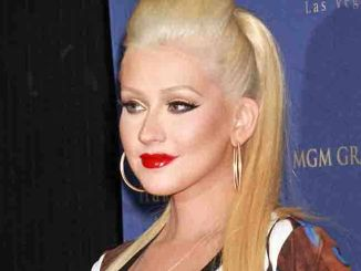 Christina Aguilera - Hakkasan Nightclub 2nd Anniversary Party Hosted by Christina Aguilera - Arrivals
