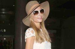 Matt Bellamy feiert mit Paris Hilton