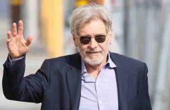"""Harrison Ford hat """"Star Wars""""-Jacke versteigert"""