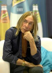 Iggy Pop - 2013 Tennis - Mutua Madrid Tennis Open