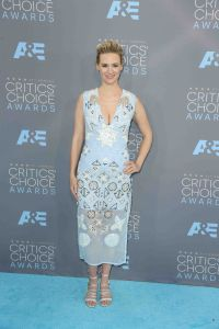 January Jones - The 21st Annual Critics' Choice Awards