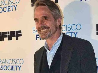 Jeremy Irons - 57th Annual San Francisco International Film Festival