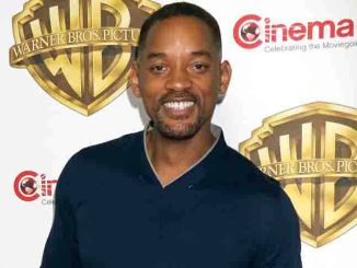 """Will Smith - CinemaCon 2016 - Warner Bros. Pictures """"The Big Picture"""" An Exclusive Presentation Highlighting the Summer of 2016 and Beyond"""