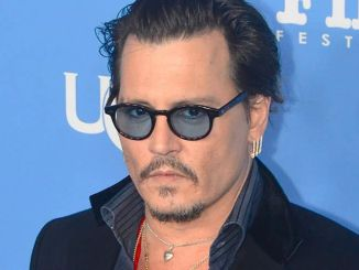 Johnny Depp - 31st Santa Barbara International Film Festival