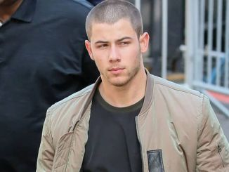 """Nick Jonas Sighted Arriving at """"Jimmy Kimmel Live!"""" on April 28, 2016"""