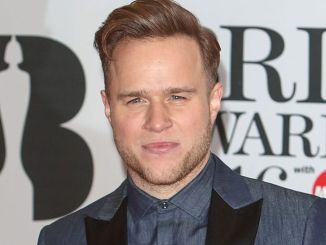 Olly Murs - BRIT Awards 2016 - Arrivals