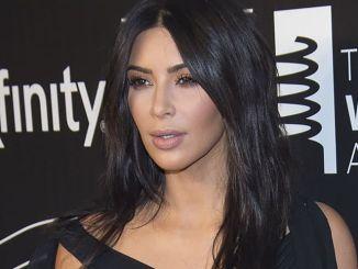 Kim Kardashian - 20th Annual Webby Awards