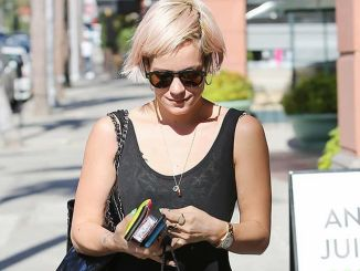 Lily Allen Sighted in Los Angeles on October 29, 2015