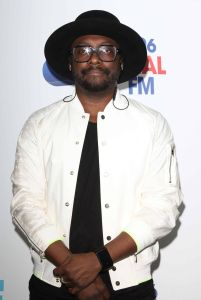 will.i.am - 95-106 Capital FM Summertime Ball 2016