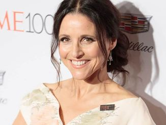 Julia Louis-Dreyfus - 2016 Time Magazine 100 Most Influential People in the World Gala