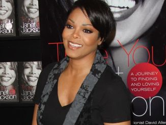 "Janet Jackson ""True You: A Journey to Finding and Loving Yourself"" Book Signing at Book Soup in West Hollywood on April 15, 2011"