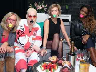 """""""Promi Shopping Queen"""" mit Margarethe Schreinemakers, Wolke Hegenbarth, Hella von Sinnen und Otlile Mabuse - TV News"""