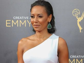 Melanie Brown - 2016 Creative Arts Emmy Awards