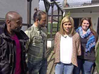 biete Rostlaube, suche Traumauto: Panagiota Petridou hilft Familie Macallin - TV News