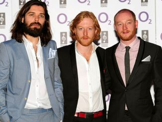 Biffy Clyro - Nordoff Robbins 02 Silver Clef Awards Lunch