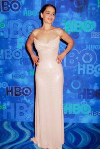 Emilia Clarke - HBO's Post 68th Annual Primetime Emmy Awards Reception