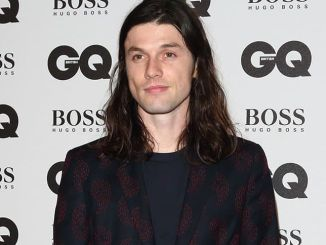James Bay - GQ Men of the Year Awards 2016