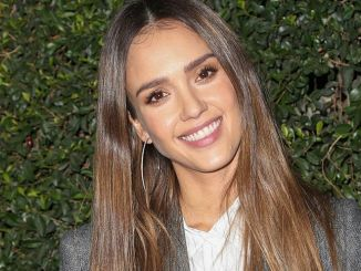 Jessica Alba - Who What Wear 10th Anniversary #WWW10 Experience