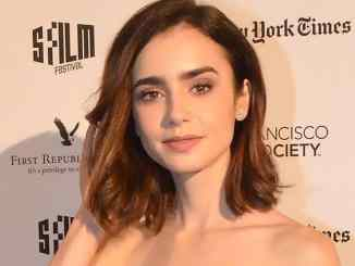 Lily Collins: So bekam sie Rolle in Warren Beattys Film - Kino