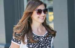 Sarah Michelle Gellar freut sich über Kleinigkeiten