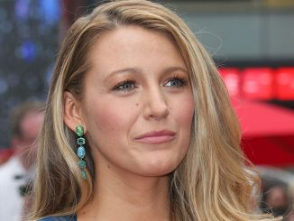 Blake Lively - Ryan Reynolds Honored with a Star on the Hollywood Walk of Fame