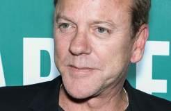 Kiefer Sutherland und die Dreharbeiten mit Papa Donald