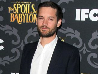 "Tobey Maguire - ""The Spoils of Babylon"" TV Mini-Series Los Angeles Premiere"