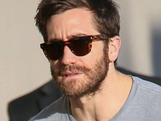 "Jake Gyllenhaal Sighted Arriving at ""Jimmy Kimmel Live!"" on November 1, 2016"