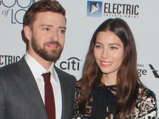 "Justin Timberlake, Jessica Biel - ""The Book of Love"" Los Angeles Premiere"