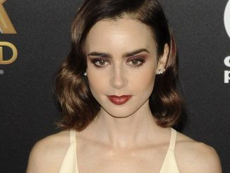 Lily Collins - 20th Annual Hollywood Film Awards